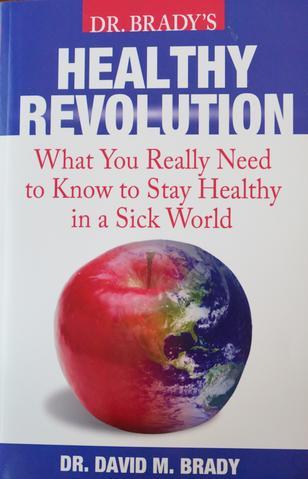 Healthy Revolution Book