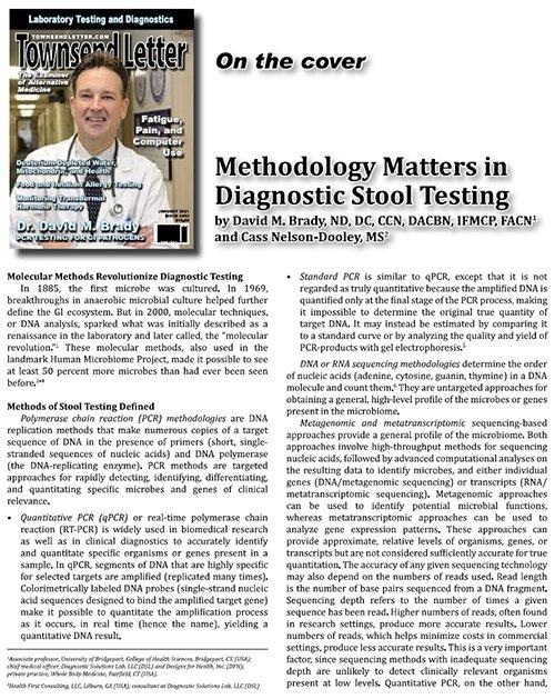 Methodology Matters article