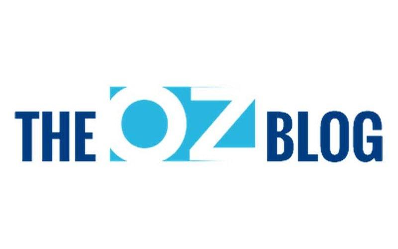 The Oz Blog Logo