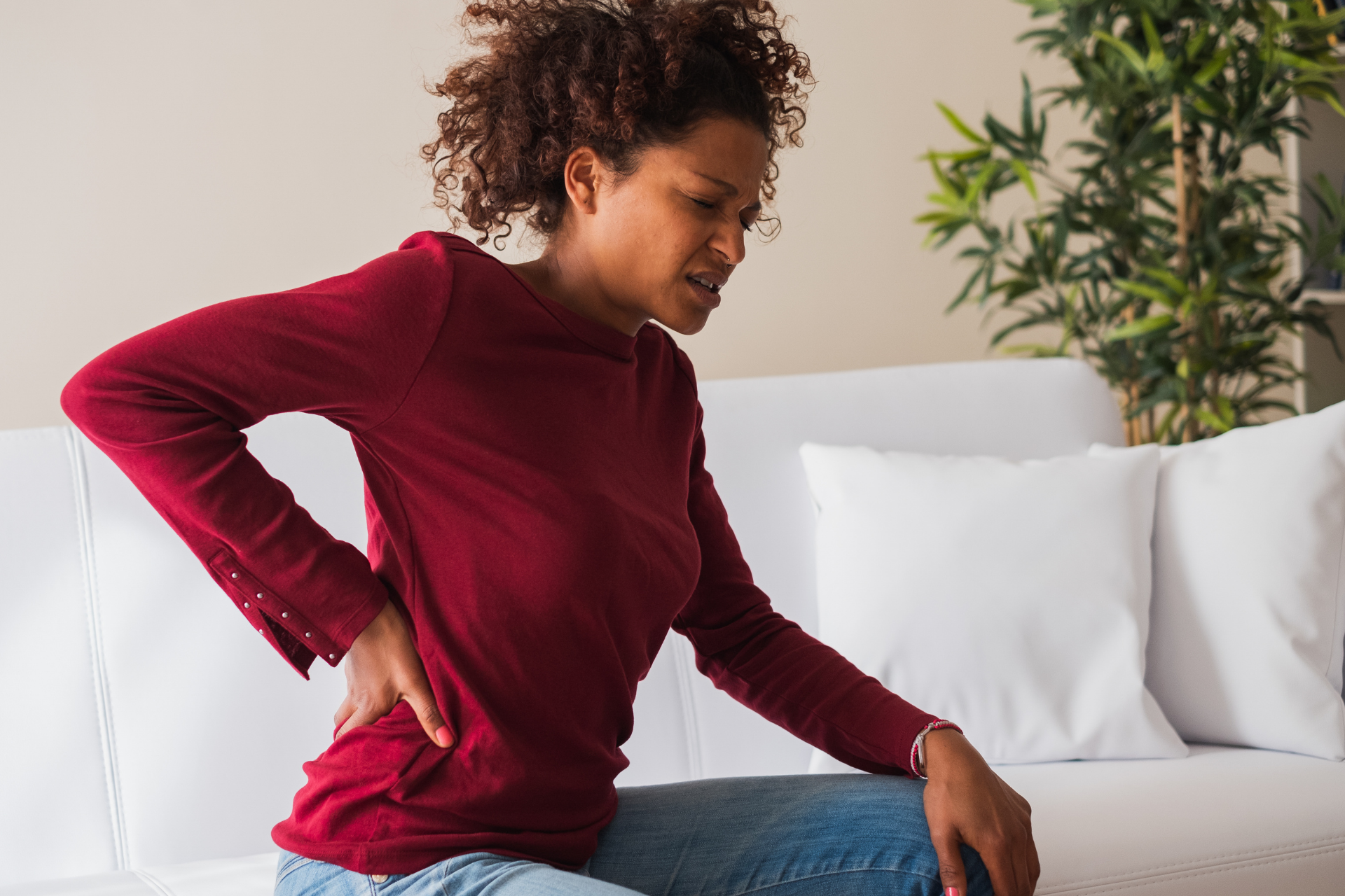 natural relief chronic pain